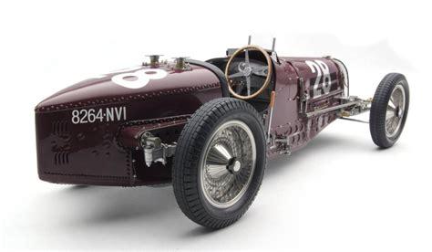 Two grand prix victories followed in 1935 and again in 1936. Bugatti Type 59 (1934) Monaco GP Scale Model Cars   Model ...