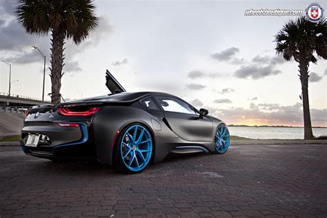 Bmw I8 Black And Blue by The The Bmw I8 Edition Autoevolution