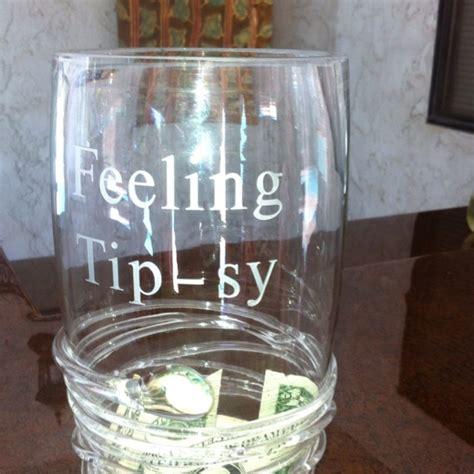 tip jar   bartender great idea cute