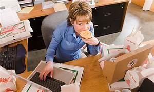 Hot food at the desk gets the cold shoulder | Letters ...