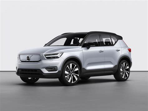 volvo reveals   fully electric suv