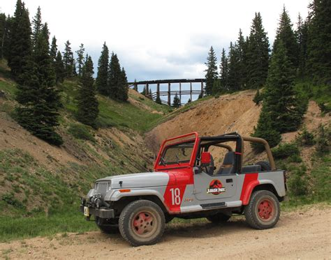 jurassic park jeep jurassic park jeep 2010 by boomerjinks on deviantart