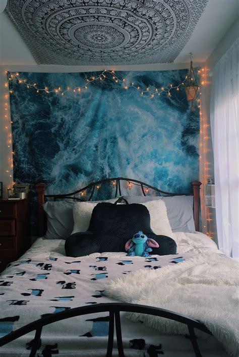 Aesthetic music — sleep jazz beat 01:17. Pin by Leia Hogan on home | Master bedroom design, Blue ...