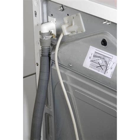 xavax eu 00110956 xavax tuyau d 233 vacuation d eau pour lave linge lave vaisselle 1 2 4 0m 1 p