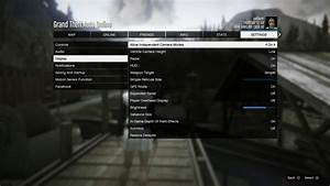 GTA 5 Guide How To Configure First Person Views On PS4