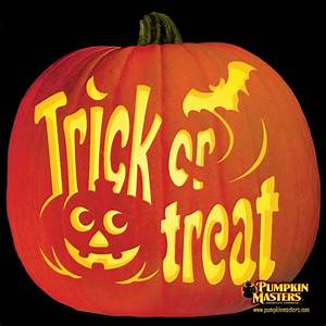 45 best master carving images on pinterest pumpkin With trick or treat pumpkin template
