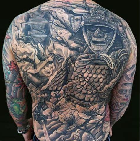 amazing samurai tattoos tattoo