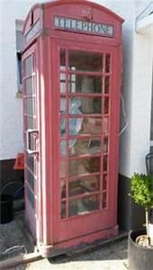 Englische Telefonzelle Deko : englische telefonzelle kaufen gebraucht und g nstig ~ Frokenaadalensverden.com Haus und Dekorationen