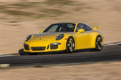 Porsche 911gt3 2015 by 2015 Porsche 911 Gt3 Test Motor Trend