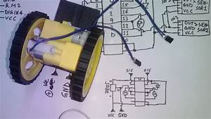 Explanation To The Circuit Diagram  To Make A Simple