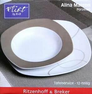 Flirt By Ritzenhoff Breker : flirt geschirr ritzenhoff breker kombiservice elisa 30 tlg on popscreen ~ Frokenaadalensverden.com Haus und Dekorationen