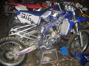 Yz125 Rebuild - Yamaha 2 Stroke