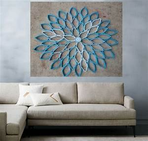 Creative Wall Art Ideas for Living Room Decoration Home