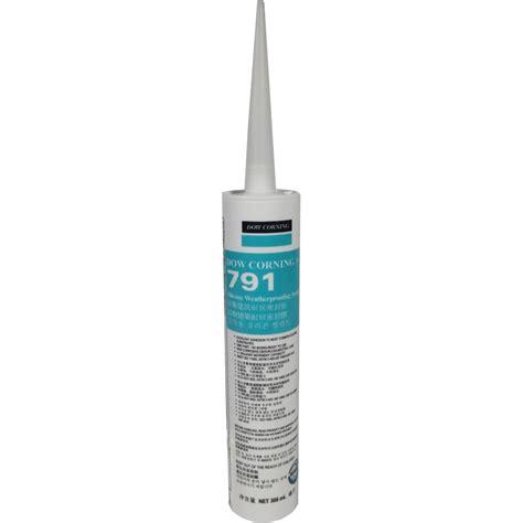 silicone sealant neutral dow corning 791 weatherproofing sealant sealants horme