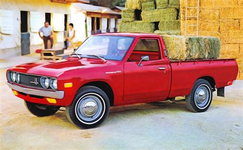 Datsun 620 Mpg by Looking For A Cheap Restoration Project Consider A Datsun