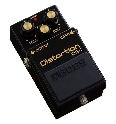 ds 1 40th anniversary intros ds 1 4a distortion limited edition stompbox