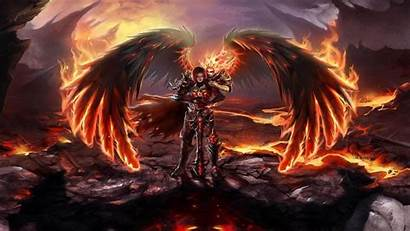 Fallen Angels Angel Dark Wallpapers