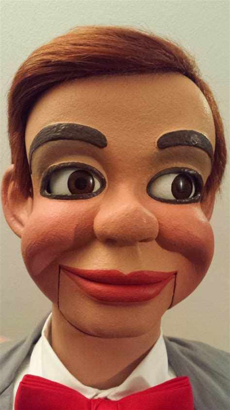 Jerry Mahoney Doll For Sale! Official Paul Winchell's