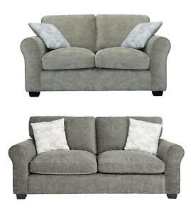 2 Seater Sofa Argos by Argos Home Tammy Fabric 2 Seater And 3 Seater Sofa Mink