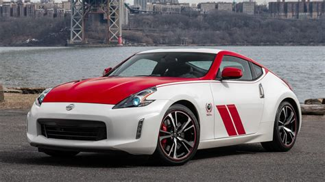 The 2020 Nissan 370Z 50th Anniversary Edition Salutes BRE ...