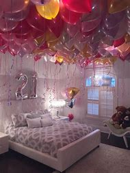 Birthday Room Decoration Ideas