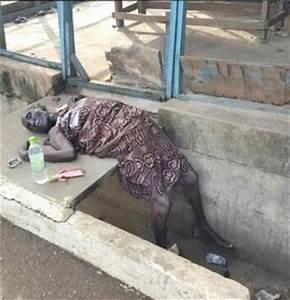 PHOTO: Old Woman Dead Body Seen On Ikorodu Road,lagos ...