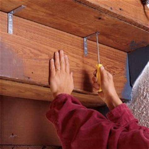 Repairing Loose Or Squeaky Stairs