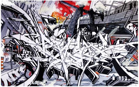 Graffiti Art, Graffiti, Art