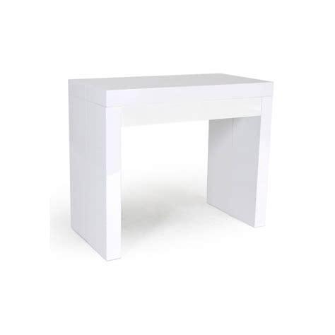 console blanc laque avec tiroir console blanc laque avec tiroir atlub