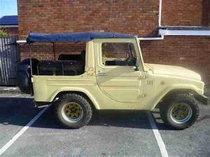 Diahatsu F20 TAFT 4X4 Similiar to Jeep or Early Land Rover ...
