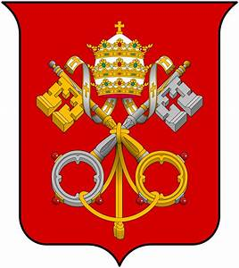File Coat Of Arms Holy See Svg