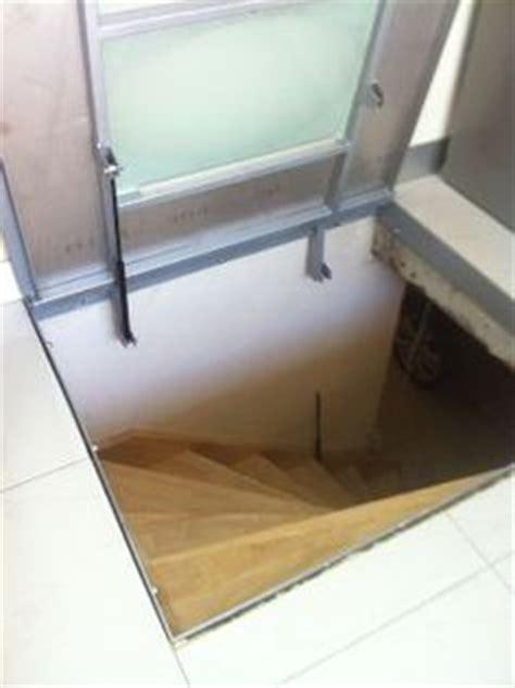trappe escalier sous sol ferm 233 ouverture cave pinterest