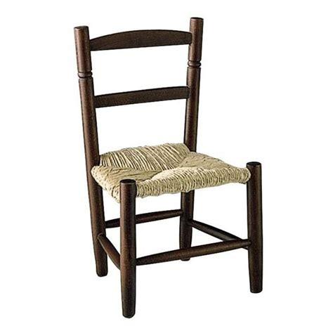 chaise pour enfants chaise enfant bois paille la vannerie d 39 aujourd 39 hui