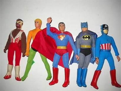 Super Figures Hero Mego Action Heros Toys