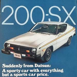Datsun 200sx Wiring Diagrams