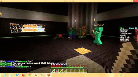 Mob Arena On Team Extreme Minecraft Server Youtube