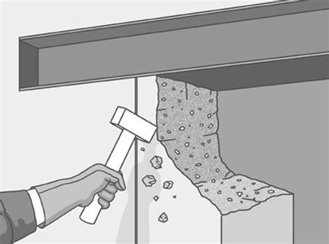 Comment Agrandir Une Ouverture Dans Un Mur Porteur