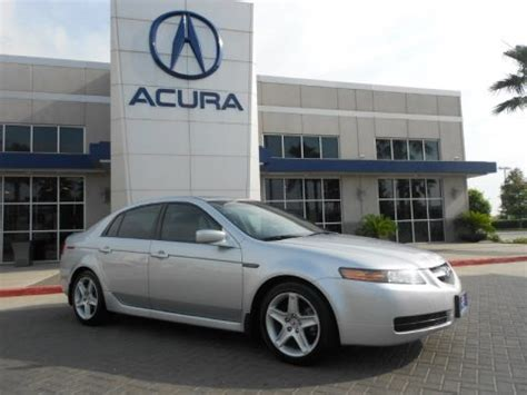 Acura Of Katy by Used 2005 Acura Tl 3 2 For Sale Stock Ta042016