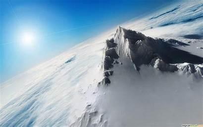 Everest Wallpapers Mount Peak Desktop 4k Snowy