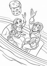 Rapunzel Coloring Tangled Tower Printable Princess Drawing Getcolorings Getdrawings Castle Colorings sketch template