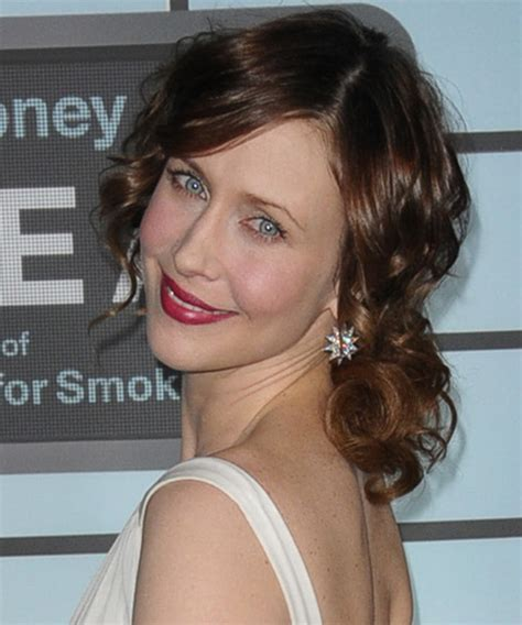 vera farmiga formal long curly updo hairstyle