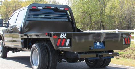 gb standard steel truck bed gb pj trailers   flatbed enclosed trailers  dayton