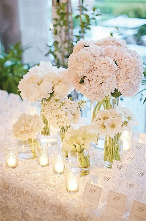 plum wedding 25 best ideas about white floral arrangements on