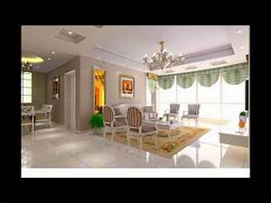 Madhuri Dixit Home Design In Mumbai 5 - YouTube