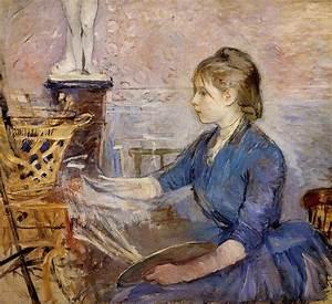 ART & ARTISTS: Berthe Morisot - part 2