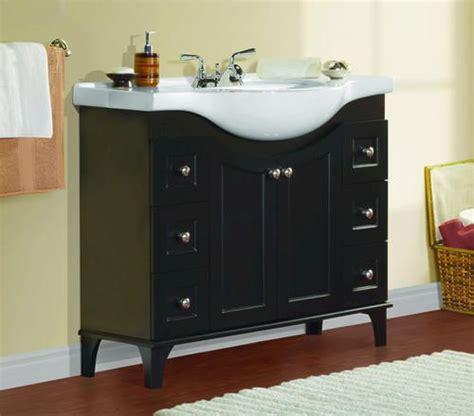 vanities  depth great  narrow bathrooms home