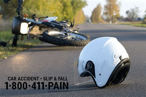411 Paincommon Types Of Motorcycle Injuries