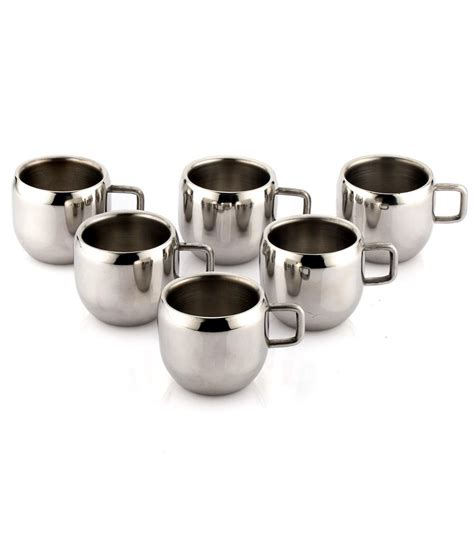 Vietnam was the largest producer of the bean in asia during the same time period. Mahavir Steel Tea Cup 6 Pcs: Buy Online at Best Price in India - Snapdeal