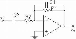 bandpass filter bode plot bandpass filter With active filter types