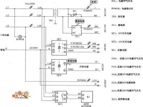 the beijing fiery elevator circuit control circuit circuit diagram seekic